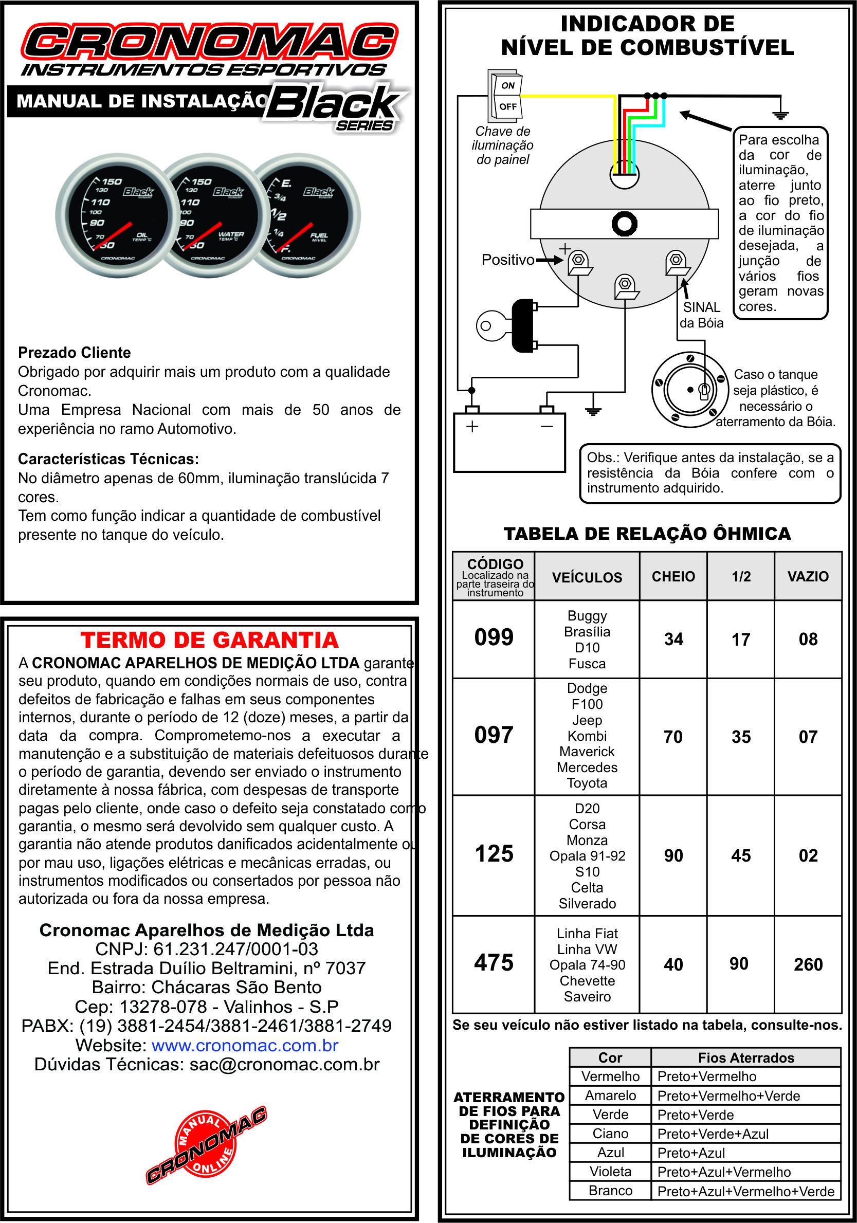 Manual - Ind_Comb Black Series 1.1 Versão ONLINE