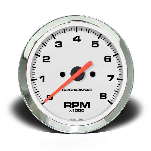 Contagiros 100mm 8.000 RPM Croma – Branco