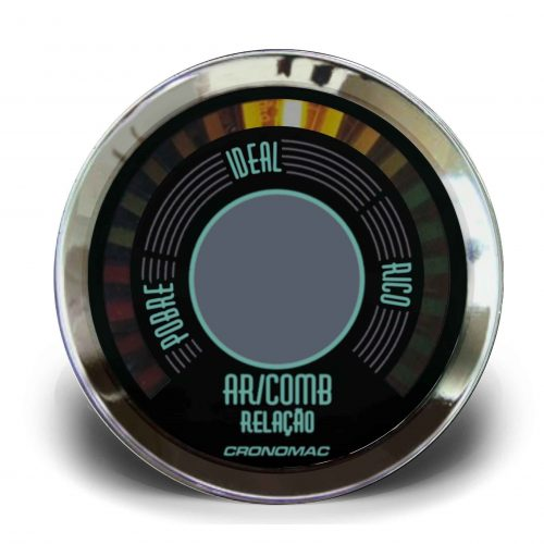 Hallmeter 52mm Comum Volks – Verde